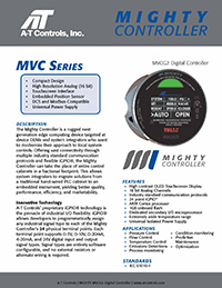 MVCG2 Mighty Controller Catalog
