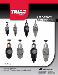 FR Series Filter Regulators