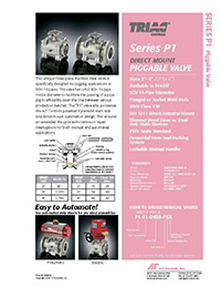 P1 Piggable Ball Valve