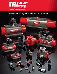 2R Series Rack & Pinion Actuators