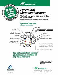 TA-Luft Pyramidal Stem Seal