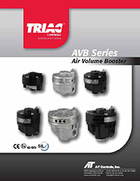 AVB Series Air Volume Boosters