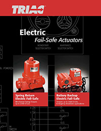 Failsafe Electric Actuators