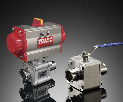 High Purity Ball Valves | Series HP & H78