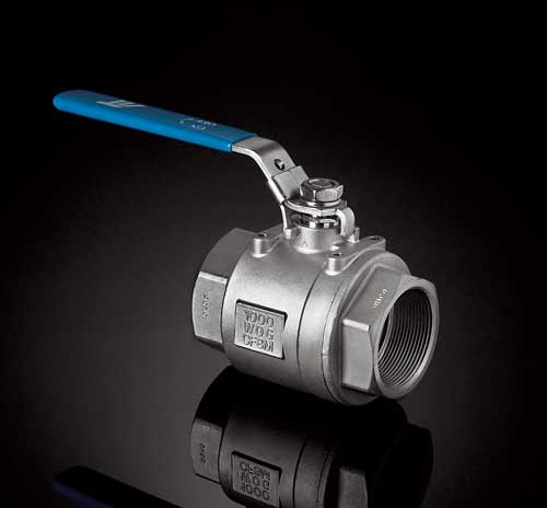 20 Series Manual Ball Valve