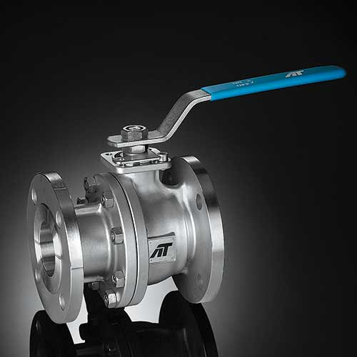 90 & 93 Series Split Body Flanged Ball Valve