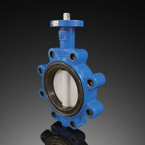 NS Series Butterfly Valves | NSF 61 & 372 Rated