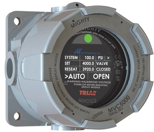 MVC5000 PARV Digital Controller