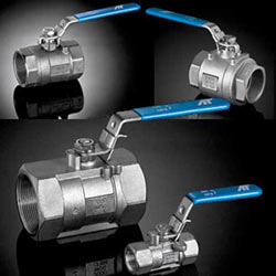 Uni-Body & 2-Piece Ball Valve
