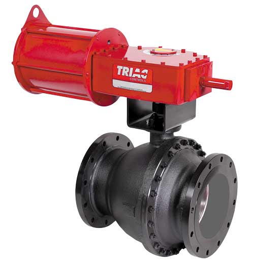 THD Series: Heavy Duty Scotch Yoke Actuator