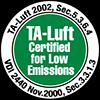 TA-Luft Certified Valves