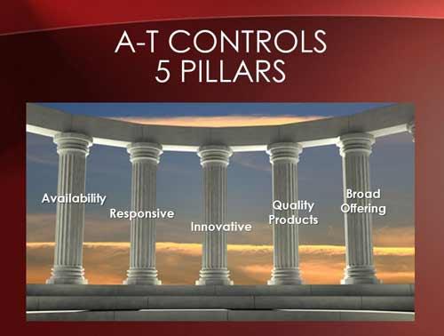 A-T Controls 5 Pillars